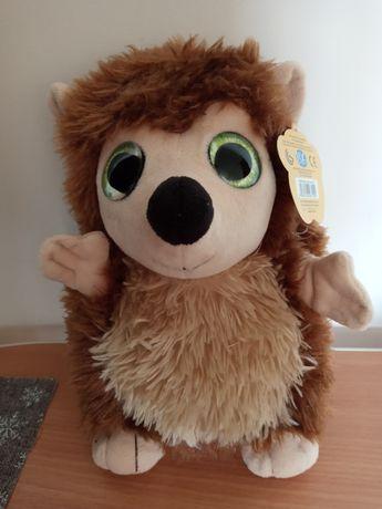 Іграшка їжак глазастик,25 см