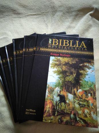 Biblia Tysiąclecia wyd.2006 r- 7 części