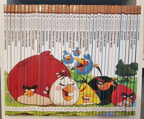 Angry Birds seria książek
