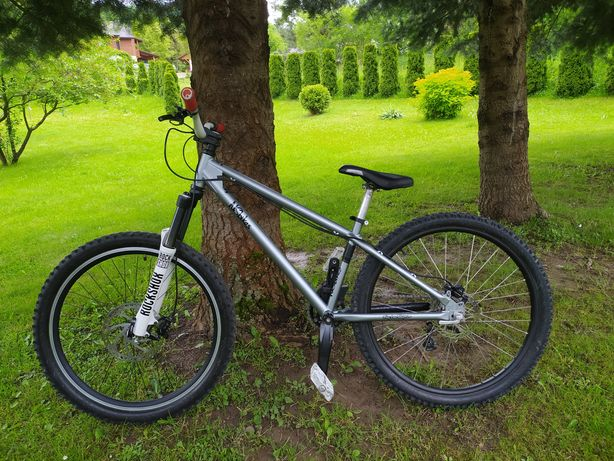 Rower Ns bikes surge dh/fr dirt(rock shox,Fox,mavic,Shimano,Giant)