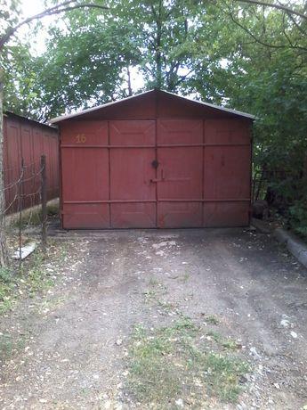 продам гараж в м-не Цветочный металлический сборной