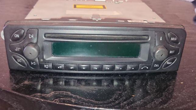Radio Becker z mojego auta