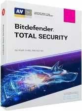Program antywirusowy na 1 lub 2 urządzenia Bitdefender Total Security