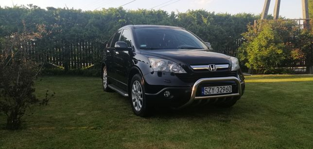 Honda crv 3 executive 4x4