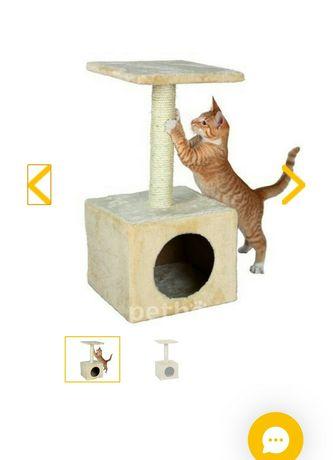 Когтеточка,домик для кошки