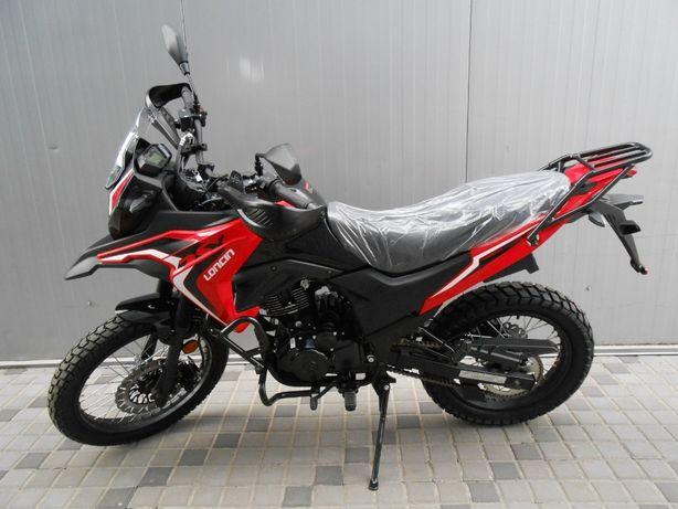 Мотоцикл Loncin LX200GY - 7A 200cc PRUSS