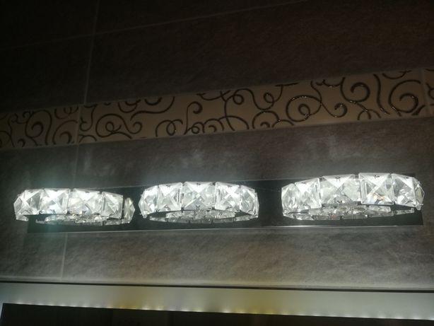 Lampa łazienkowa