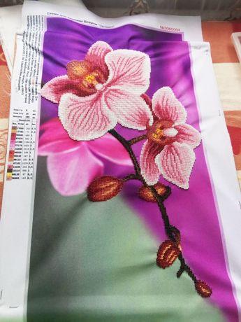 Продам картину орхидея