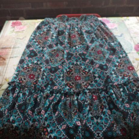 Spodnica damska kolorowa