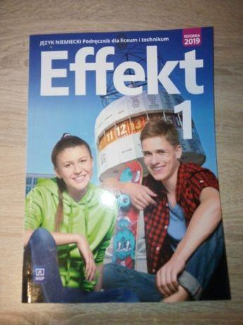 Niemiecki Effekt 1 nowy +CD
