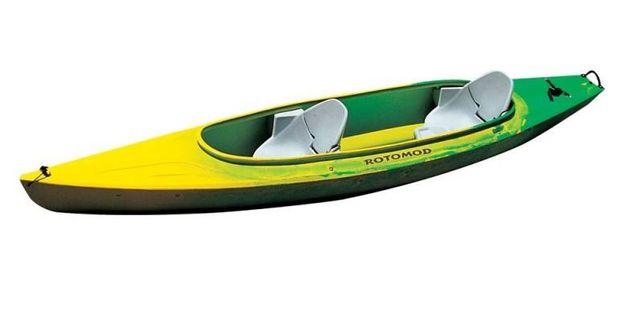 Canoa Rotomod dupla