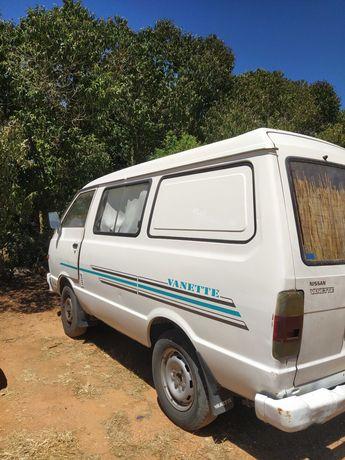 Nissan vanette campervan