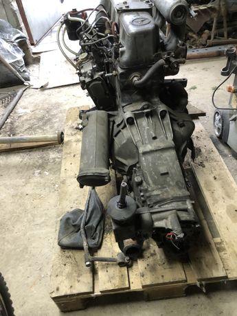 Silnik mercedes 2.0