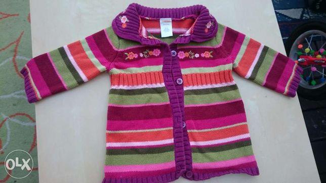 Gymboree sweterek 3-6 mscy USA