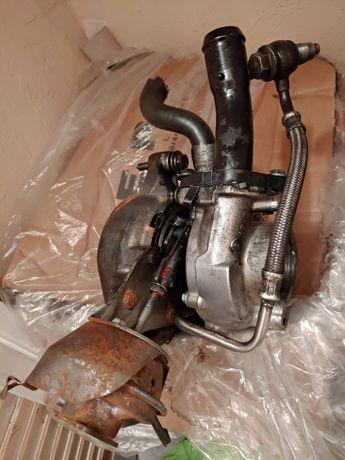 Turbosprężarka. Peugeot 407 2.0 hdi rhr. Aktualna gwarancja.