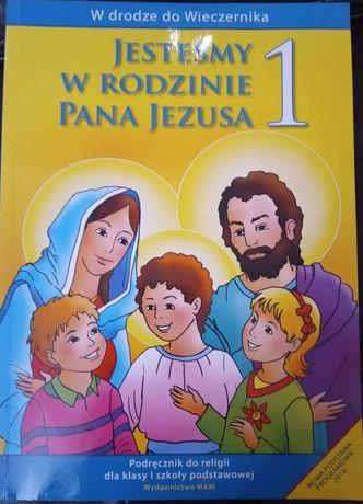 Jesteśmy w rodzinie Pana Jezusa Religia Podręcznik do klasy 1