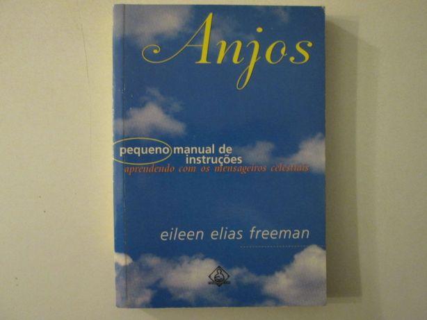 Anjos- Pequeno manual de instruções- Eileen Elias Freeman