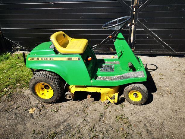 John Deere tłumnik wydech 66 68 traktorek kosiarka