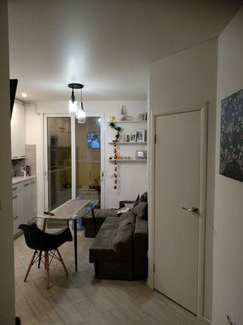 Квартира 1 кімнатна. З ремонтом, технікою. Б. Хмельницького 230а.