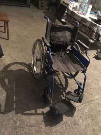 Инвалидна каляска