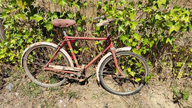 Bicicleta pasteleira crianca antiga