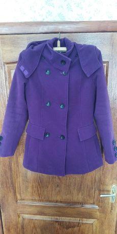 Утепленное кашемировое пальто на раннюю весну - позднюю осень