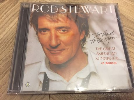 Rod Stewart The American Songbook CD
