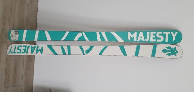 Narty Majesty Local Beauty - 160cm- Nowe
