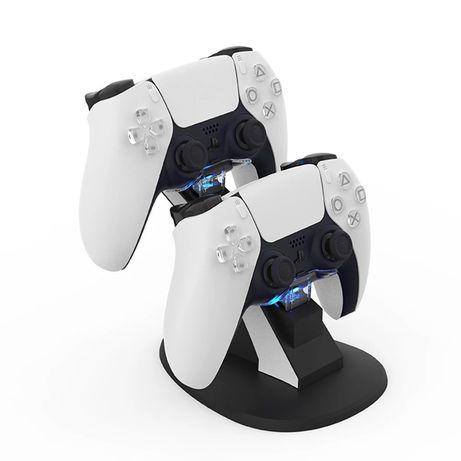 Suporte carregador comandos PS5