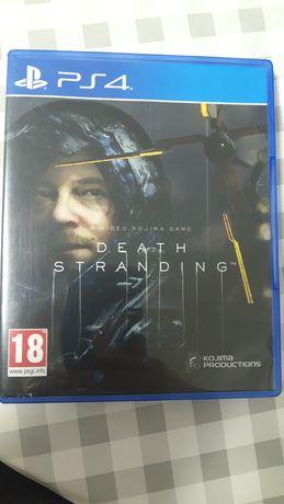 Death Stranding диск PS4