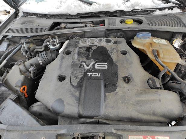 Silnik 2.5 TDI AKN kompletny Audi A6 C5 Passat B5 super b Audi A8