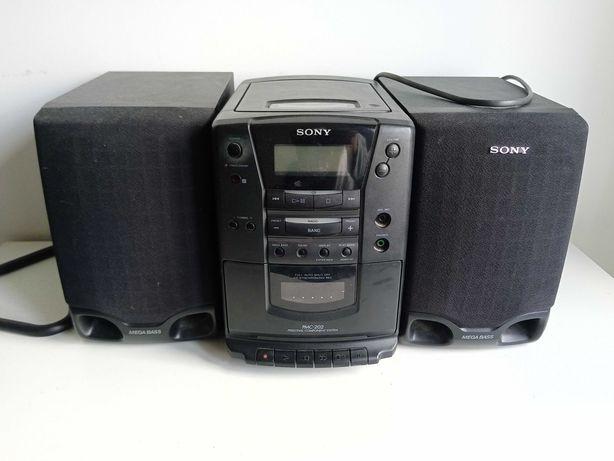 Rádio antigo sony