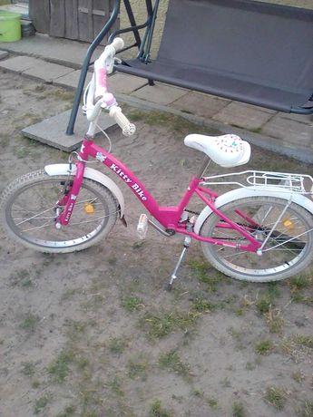 Rower dla dziewczynek