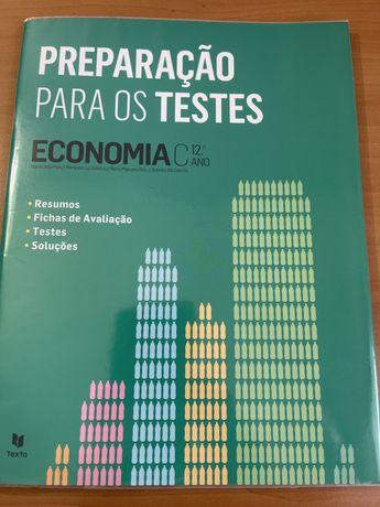 Caderno de atividades, Economia C, 12 ano