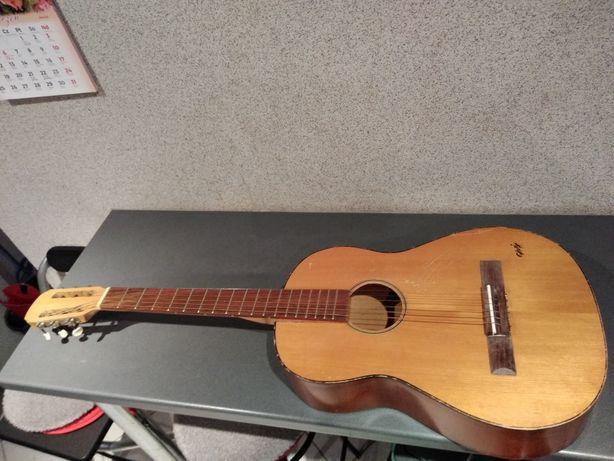 SALE !! Tania gitara akustyczna vintage 3/4 niemiecki Hopf ! Wysyłka !