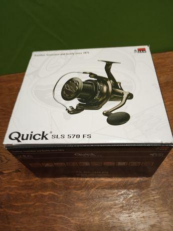 Kołowrotek DAM Quick SLS 570 FS duży