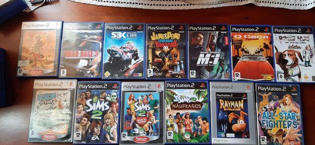 Pack 13 jogos playstation 2