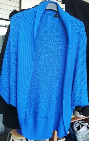 Casaco azul                  .