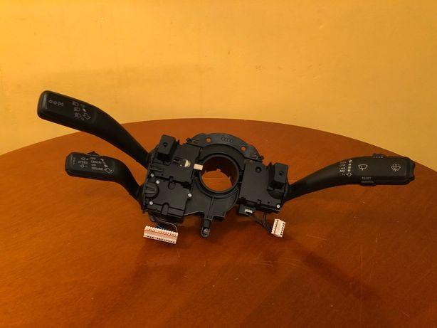 Przełącznik zespolony manetki Audi A4 A5 tempomat radar ACC