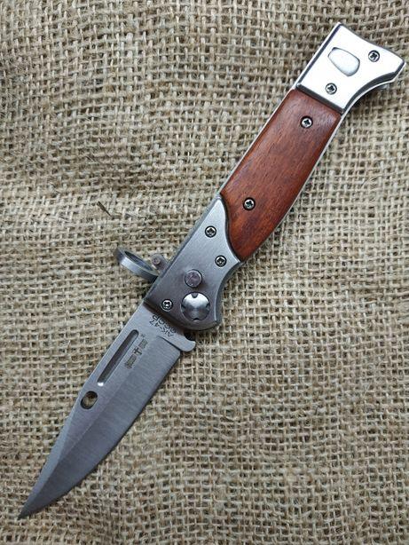 Нож АК-47 выкидной/штык-нож СССР/GW/складной/полуавтомат/карманный
