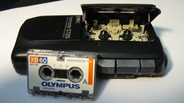 диктофон Olympus Pearlcorder S725