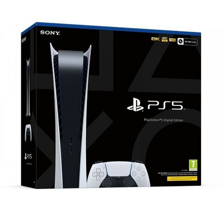 Ігрова приставка Sony PlayStation 5 Ps5 Digital edition