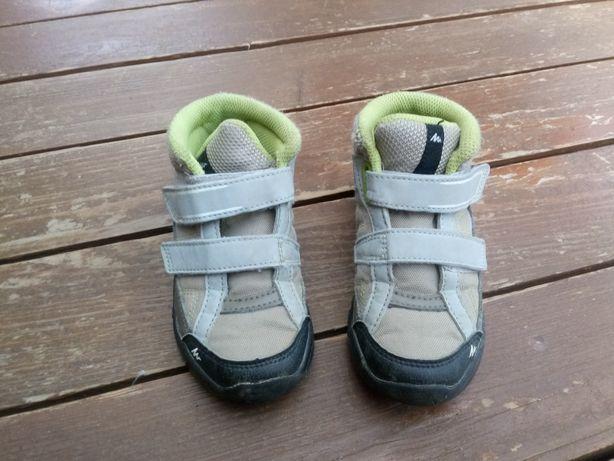 Jesienno wiosenne buty chłopięce rozm 27