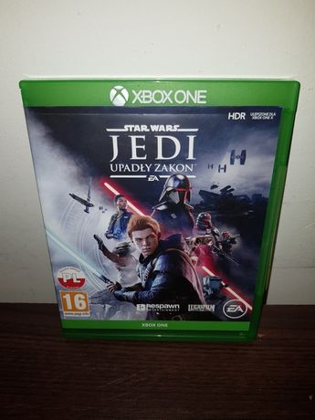 Gra na Xboxa One Star Wars JEDI Upadły Zakon