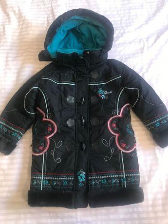 Зимнее пальто Gusti