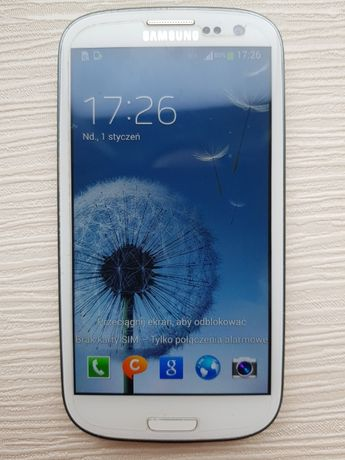 Smartfon Samsung Galaxy S3 GT-I9300