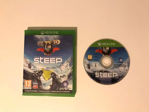 Gra na Xbox one steep