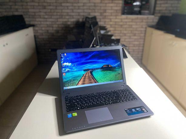 Ноутбук Asus x550, Ram 4Gb, SSD 128 GB, 15.6 HD, Nvidia 720m 2 GB