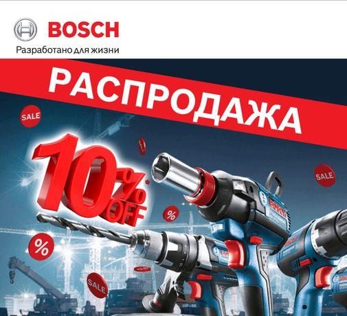 Распродажа инструмента BOSCH