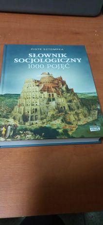 Słownik socjologiczny 1000 pojęć